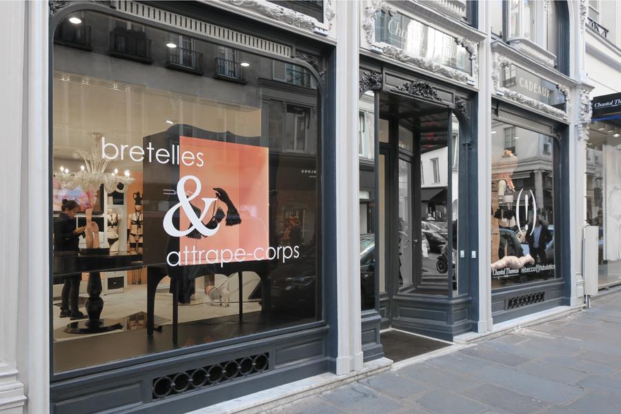 valeur formidable style distinctif Pré-commander Bretelles & attrape-corps, boutique Chantal Thomass – Croyez ...